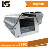 Крышка камеры слежения корпуса фотоаппарата заливки формы IP66 изготовления CCTV Sercurity алюминиевая