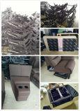 Il sofà manuale del tessuto del Recliner con gira la funzione (781 singoli)