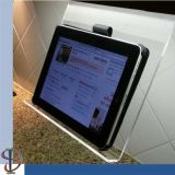 Beau support acrylique transparent d'iPad