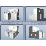 Moderner Entwurfs-Behälter-Haus in China