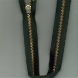 O bronze Chain longo do metal de 3# 4# 5# 7# 8# Zippers o slider