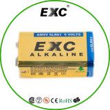 6lr61 батарея алкалической батареи 9V для игрушки