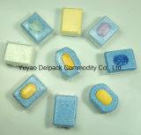 Tablette automatique de détergent de lave-vaisselle, tablettes de Libre-Vaisselle de phosphate