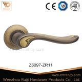 Tür-Griff-Qualitäts-Zink-Legierungs-Möbel-Hebelgriff (Z6097-ZR11)