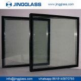 Vidrio doblado Tempered de cristal inferior de la plata E del triple de la seguridad de la construcción de edificios