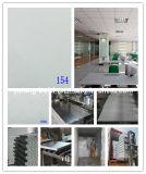 Panneau de plafond stratifié par PVC de gypse