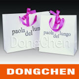 4c Custom Printed Gift Shopping Packaging Paper Bag
