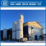 Planta de produção criogênica do oxigênio da planta da separação do gás de ar de Asu