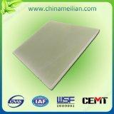 Hoja laminada magnética de la fibra de vidrio del epóxido de la hoja de la fibra de vidrio Fr-4