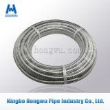 Pipe ondulée matérielle de l'acier inoxydable 304