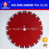 Laser Welding Diamond Saw Blade für Asphalt Concrete Reinforce Concrete