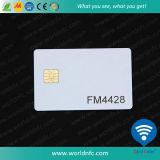ISO 7816 Geschikt om gedrukt te worden Kaart van het Contact van pvc RFID van Sle5542 /Sle4442 de Slimme