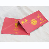2016 최신 Design Printing Invitation Cards