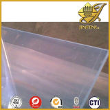 Folha dura transparente do PVC com 3.0mm