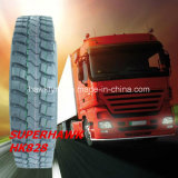 Nahes Shoulder Drive Tire, Marvemax Brand, 11r22.5 295/75r22.5 Tire