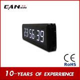 [Ganxin] LEDのクロックデジタル柱時計のタイムレコーダー