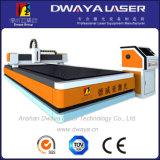 De Scherpe Machine van de Laser van de Vezel van de lage Prijs 1500W voor Mej. en Ss