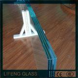 Прокатанное стекло для ненесущей стены здания, лестниц