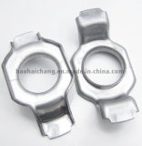 Wood를 위한 OEM Precision Stainless Steel 90 Degree Brackets