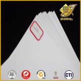 Blanc Feuille 300 Micron Frosted PVC Fournisseur