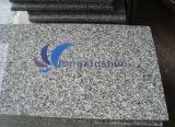 Естественная подгонянная белая G623/серая каменная плитка