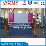Frein de la presse Wc67y-100X2500 hydraulique et machine à cintrer de plat en acier