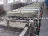 Máquina elevada da galvanização do fio de aço de DV eletro com o Ce certificado