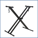 Organe électrique Double X Music Keyboard Stand