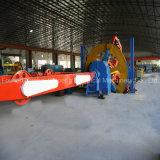 Matériel empaqueté aérien de fabrication de câbles de fil