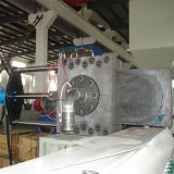 Machine en plastique de pelletisation pour réutiliser le film plastique