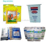 PP Woven Bag를 위한 Bag Flexo Printing Machine에 3개의 색깔 Bag