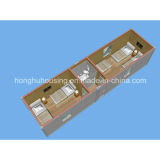 Casa modular do móbil da casa do recipiente pré-fabricado