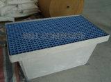 FRP/GRP de Emmer van de glasvezel, de Ton van de Glasvezel FRP/GRP, de hand-Lay-Omhooggaande Producten van de Glasvezel FRP/GRP,