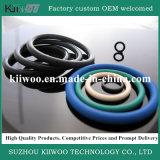 Desgaste - a borracha de silicone resistente sela o anel-O