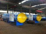 Machine en caoutchouc de bonne qualité d'autoclave de la Chine (ASME /CE)