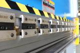 125t Delem Da52s CNC 통제 시스템을%s 가진 유압 금속 격판덮개 구부리는 기계