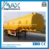 最大Low Price 40000L三Axle Carbon Steel Oil Tank Semi Trailer