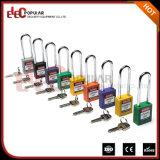 Padlock безопасности замков сережки ABS 76mm длинний стальной (EP-8551)