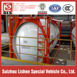ISO Tank ISO-Tank ISO-Fuel Tank Containers für Ammonia 40FT ISO Tank Container
