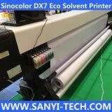 3.2 M Dx7ヘッド1440年のDpi Sinocolor Sj-1260デジタルの印字機