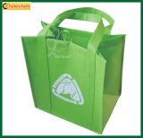 Kundenspezifische mehrfachverwendbare pp.-nicht gesponnene Einkaufen-Beutel (TP-SP498)