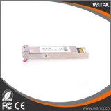 Cisco XFP-10G-BX80-U 호환성 10GBASE-BX 1330nm TX, 1270nm RX, 10.3Gbps, SM, 80km 의 단 하나 LC XFP 송수신기