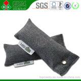 El bolso purificador de aire del carbón de leña de bambú para quita olor tóxico de las bacterias