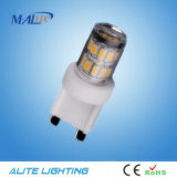 Lampe légère chaude de la vente LED G4 LED 1.5W 12V LED (G4T04)