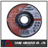 Inox 100X3X16のための車輪を切る研摩車輪