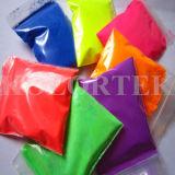 装飾的な蛍光石鹸作成のためのネオンによって粉にされる着色剤