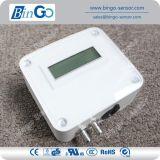 Transmissor de pressão diferencial ajustável da escala com exposição