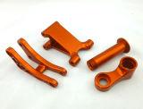 大量生産アルミニウムCNCの精密/CNC機械化の機械化の部品