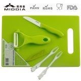 Fruit de cerámica Forks y Knife Set para Promotional Products/Gift Items