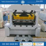 Galvanisierte Stahlfußbodendecking-Rollen-Maschine